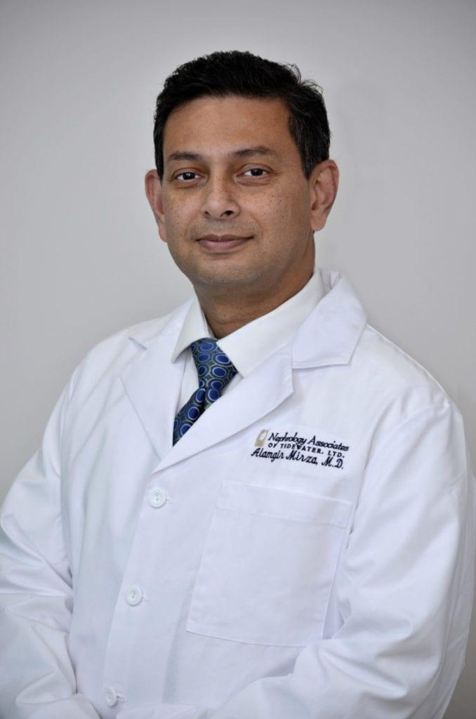 Alamgir Mirza, MD